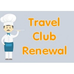 Travel Club Renewal for...