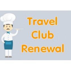 Travel Club Renewal for...