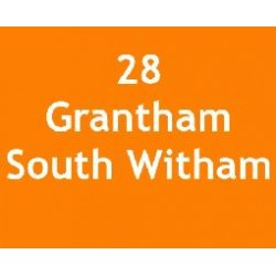 Route 28 to Grantham...