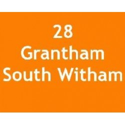 Spring Term 28 to Grantham...