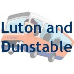 Luton & Dunstable Zone Ticket